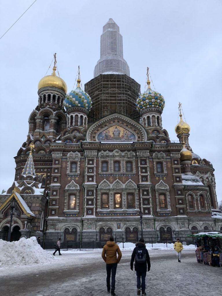 ロシアの休日